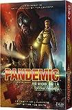 Pandemic - Extension : Au Seuil de la Catastrophe - Asmodee - Jeu de société - Jeu de plateau - Jeu coopératif