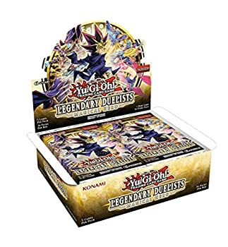 YU-GI-OH! Legendary Duelists  Magical Hero Booster Box  Unlimited Edition