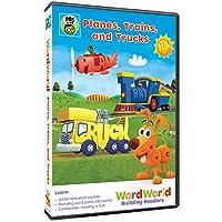 Wordworld: Planes Trains & Trucks [DVD] [Import]
