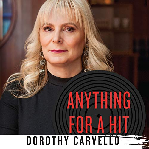 Anything for a Hit audiobook cover art