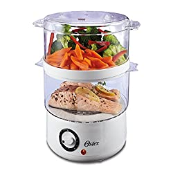 Oster CKSTSTMD5-W Food Steamer