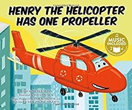 Henry the Helicopter Has One Propeller (Tangled Tunes: On the Move)