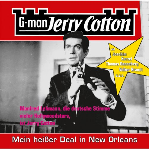 Mein heißer Deal in New Orleans cover art