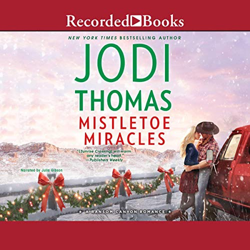 Couverture de Mistletoe Miracles
