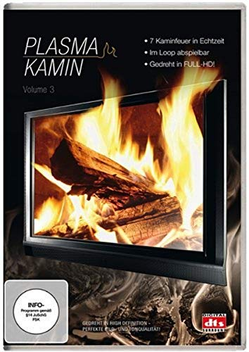Plasma Kamin, Vol. 3