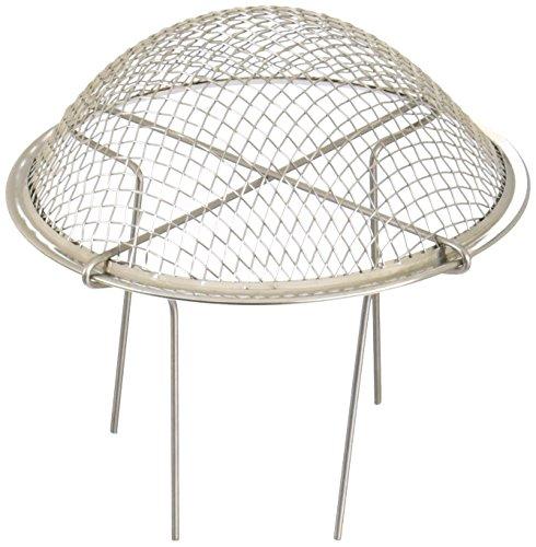 SANEI 排水部品 差込排水ガード ズレ防止 クラゲ目皿 直径100mm H951-100