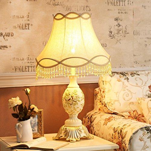 Bonne chose lampe de table Européenne - Table de style Lampe de luxe Mariage Simple Jardin moderne Design Design Living Living Lamp Large