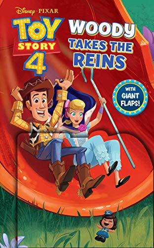 Disney/Pixar Toy Story 4 Woody Takes the Reins