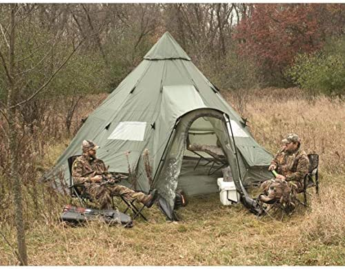 Guide Gear Deluxe 18 x 18 Teepee Tent product image