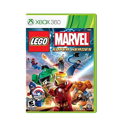 Jogo - LEGO Marvel Super Heroes - Xbox 360