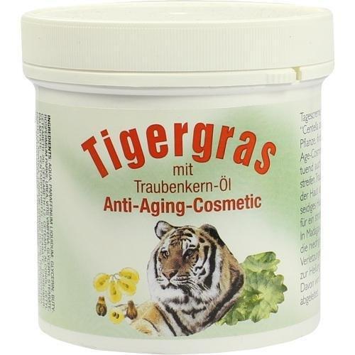 TIGERGRAS Creme m. Traubenkernöl 250 ml