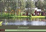 Flori0, K: Sommer in Schwedens Lappland (Tischkalender 2020