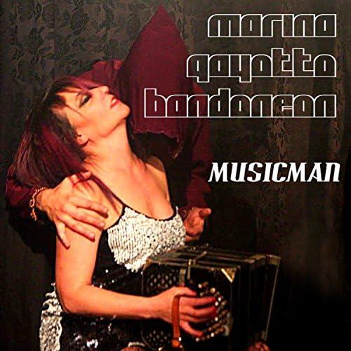 Marina Gayotto Bandoneón