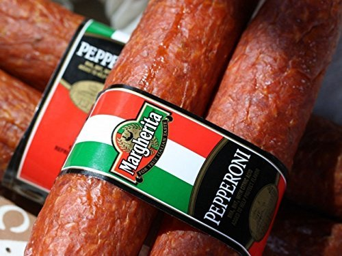 Margherita VERY BEST TOP RATED Pepperoni Sticks (4 Sticks) by Margherita