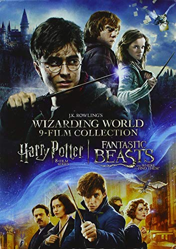 Wizarding World 9-Film Collections …