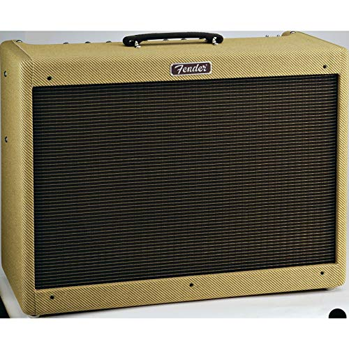 Fender Blues Deluxe Tweed · Amplificador guitarra eléctrica