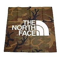 ザ・ノース・フェイス(THE NORTH FACE) TNFロゴバンダナ(TNF Logo Bandana) NN21901 WC ウッドランドカモ