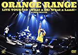 LIVE TOUR 019 ~What a DE! What a Land!~ at...[DVD]