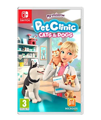 My Universe: Pet Clinic Cats & Dogs - Nintendo Switch - Nintendo Switch [Edizione: Francia]