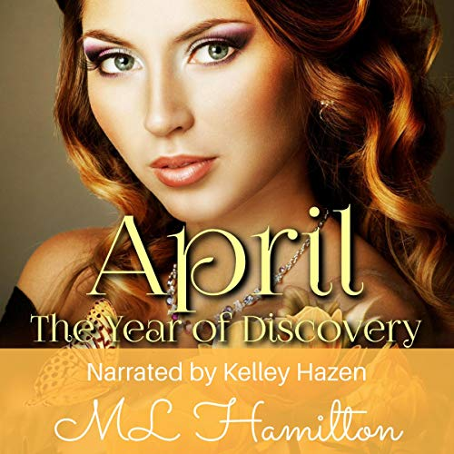 April audiobook cover art