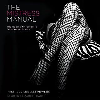 The Mistress Manual audiobook cover art