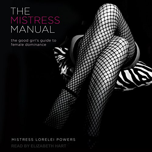 The Mistress Manual audiobook cover art