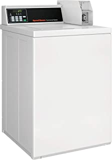 Speed Queen SWNNC2SP115TW01 26''Inch Commercial Top Load Washer with 3.26 cu. ft. Capacity, 710 RPM, Quantum Controls in White