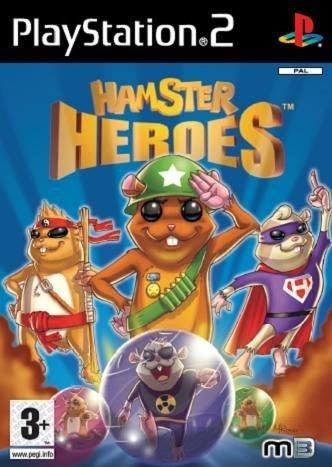 Hamster Heroes (PS2) by METRO 3D