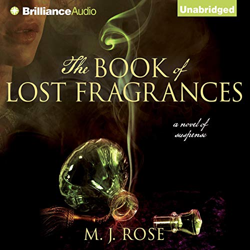 The Book of Lost Fragrances audiobook cover art