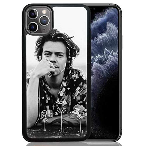 Harry Styles iPhone 11 Case Premium Handmade Design Protective Cover Rubber TPU case Shockproof Defender for iPhone XI 11 6.1inch (iPhone 11 6.1')