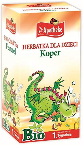 Tee für Kinder - Dill BIO 20 x 1,5 g APOTHEKE