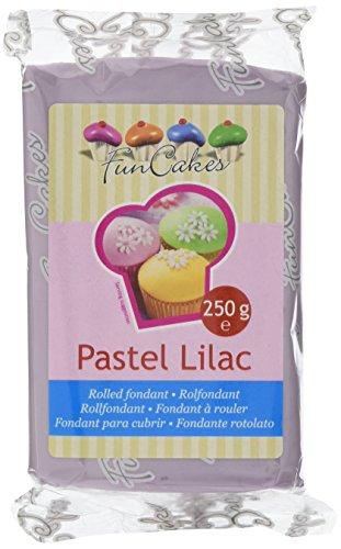 FunCakes Fondant -Pastel Lilac (1 x 250 g)