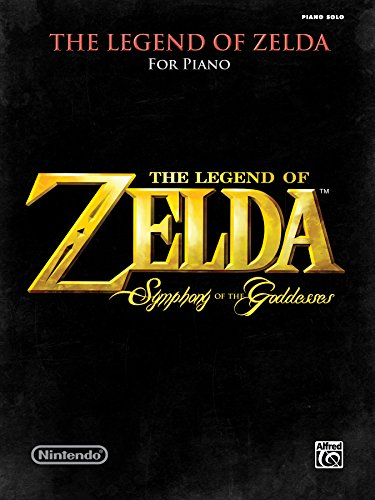 The Legend of Zelda - Symphony of the Goddesses: For Late Intermediate to Early Advanced Piano Solo from the Nintendo® Video Game Collection (English Edition)