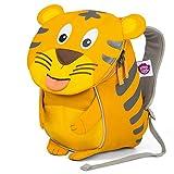 Affenzahn Kleiner Freund - Kindergartenrucksack für 1-3 Jährige Kinder im Kindergarten und Kinderrucksack für die Kita - Tiger - Gelb