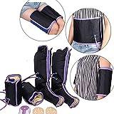 SYR&AT Pressoterapia Apparecchio Massaggiante per Gambe & Addome Pressoterapia