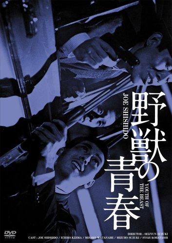 日活100周年邦画クラシック GREAT20 野獣の青春 HDリマスター版 [DVD]