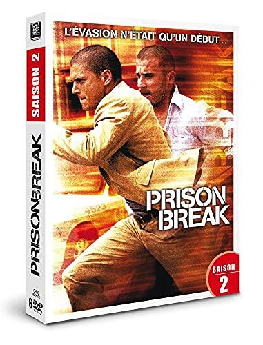 Prison Break-L'intégrale de la Saison 2