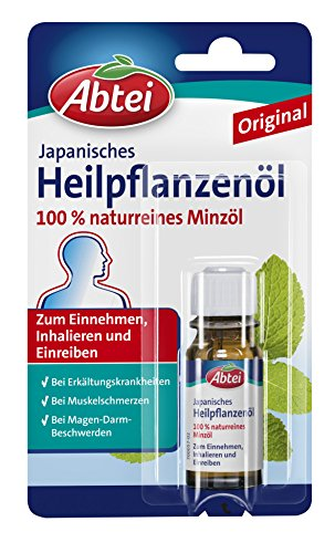 Abtei Japanisches Heilpflanzenöl, 10 ml