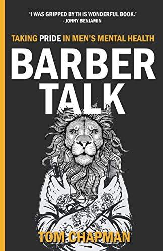 Barber Talk Taking Pride in Men s Mental Health Inspirational Series product image