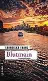 Blutmain: Kriminalroman (Privatermittlerin Karla Senkrecht) (Kriminalromane im GMEINER-Verlag)