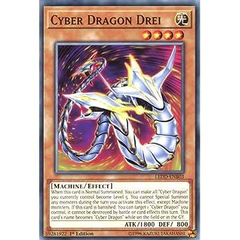 3 Cyber Dragon Core,PLAYSET,LEDD,Common,1st Edition,NM-SP,Yugioh,Barngey/'s