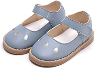 tomik Girls Princess Shoes Toddler Girls Kids Shoes for Party Dance Girl Single Shoes Children's Flats