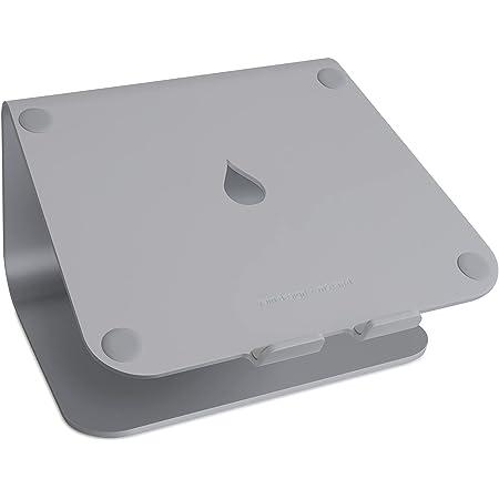 Rain Design 10072 mStand アルミニウムラップトップスタンド (スペースグレイ)