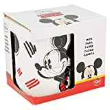 TAZA CERAMICA 325 ML CON CAJA | MICKEY MOUSE - DISNEY - ROUGH