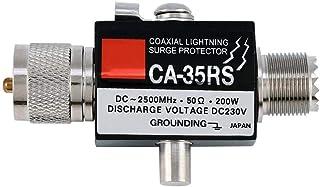 BL-1000 Scaricatore 1-1.2 GHz 200 W con interfaccia PL259 Femmina//UHF femmina//SO239//M Femmina Tosuny Scaricatore Femmina