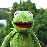 wwwl Peluche Giocattolo Kermit The Frog The Muppet Show 40cm Kermit Giocattoli Peluche Doll Animal Frog Peluche Peluche Doll