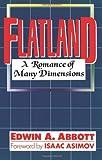Flatland: A Romance of Many Dimensions (Everyday Handbook)
