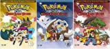 Pokemon Diamond and Pearl: TV Series Complete Sinnoh League Victors Sets 1-3 DVD Collection