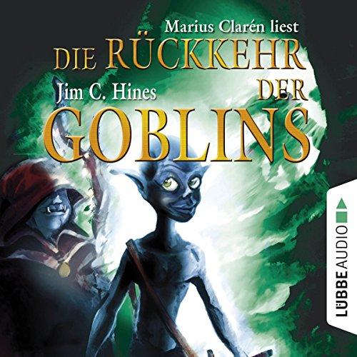 Die Rückkehr der Goblins (Goblins 2) audiobook cover art