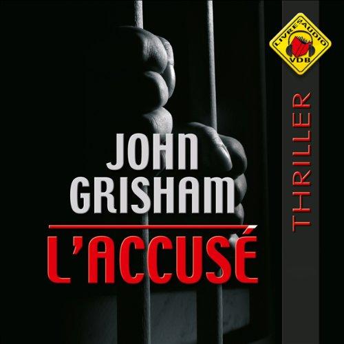 L'accusé  audiobook cover art